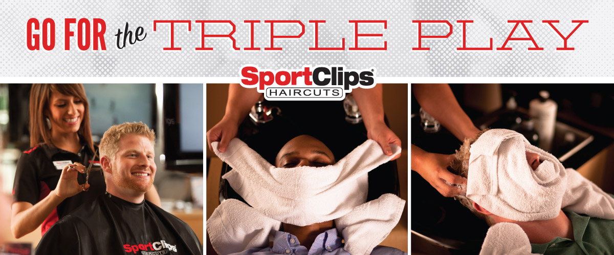 The Sport Clips Haircuts of West Chester - Marketplace at Westtown Triple Play